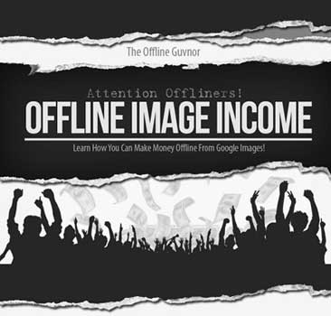 Offline Image Income review