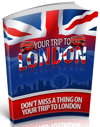 Your Trip To London by Alessandro Zamboni