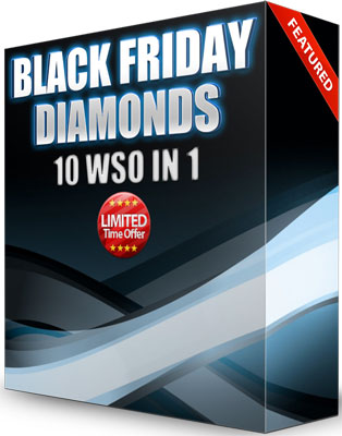 Black Friday Diamonds