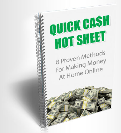 Quick Cash Hot Sheet