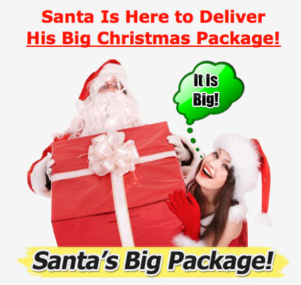 2012 Santas Big Christmas Package