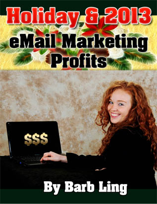 Holiday and 2013 eMail Marketing Profits