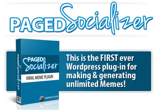 Paged Socializer