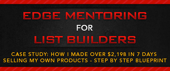 Edge Mentoring For List Builders