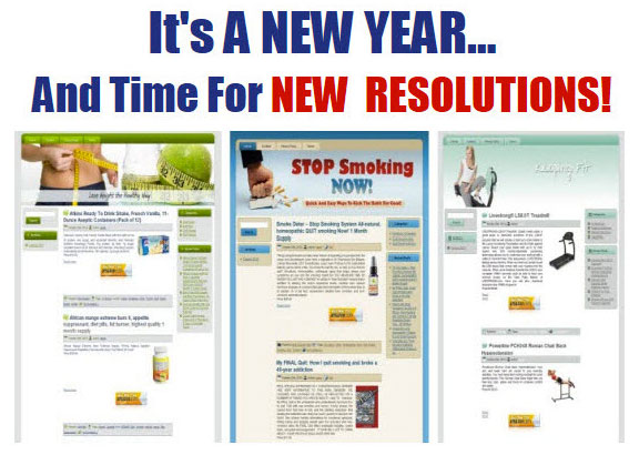 New Years Resolution Blogs