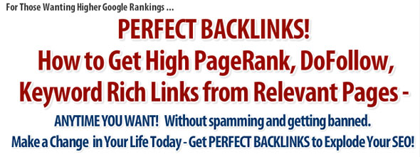 Perfect Backlinks