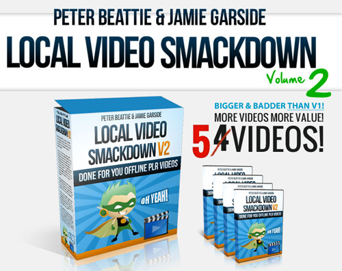 PLR Video Smackdown V2