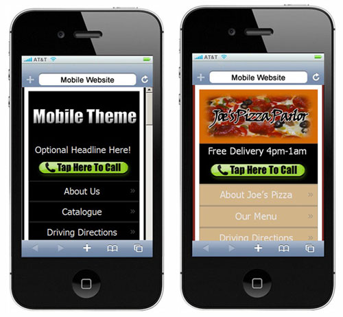 WP Mobile Theme Machine 2.0
