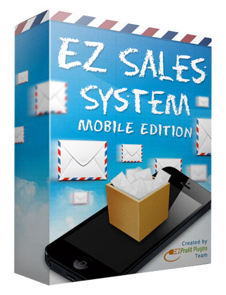 EZ Sales System Mobile Edition