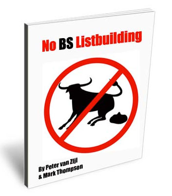 No BS List Building