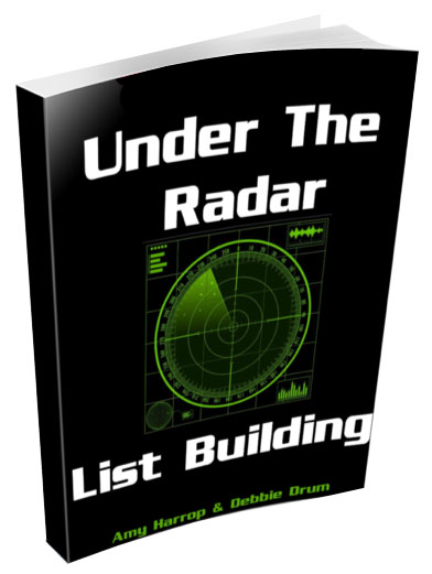 Under The Radar List Building