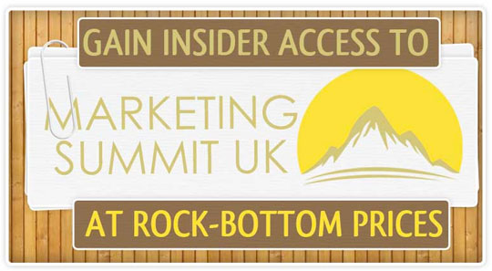 Marketing Summit UK 2013 Videos
