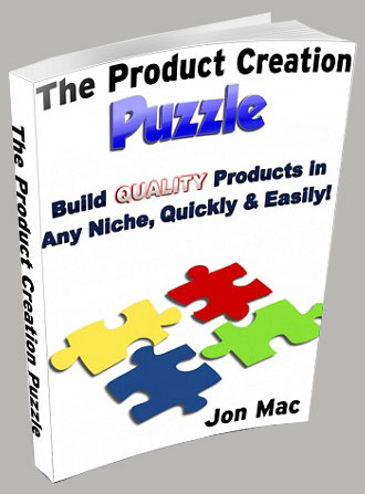 Product Creation Puzzle