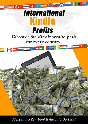 International Kindle Profits