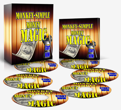 Monkey Simple Money Magic