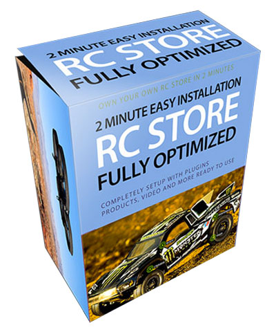Your Own RC Hobby Store