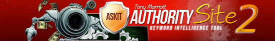 Authority Site Keyword Intelligence Tool 2