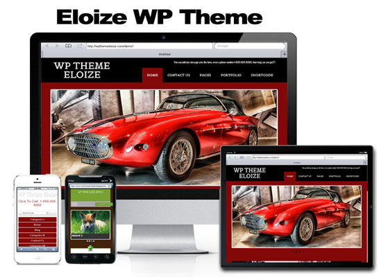 Eloize WP Theme