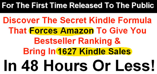 Kindle Bestseller Blueprint