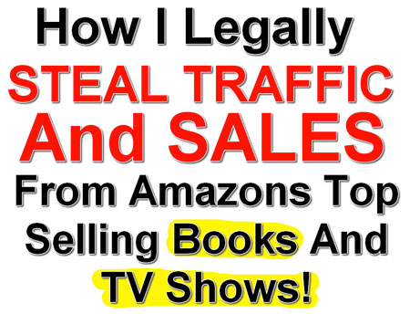 BestSeller Traffic Hijack