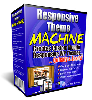 Responsive Theme Machine