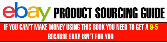 eBay Product Sourcing Guide