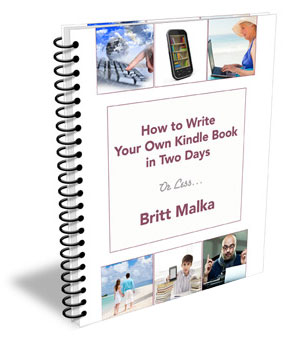 How To Write Your Own Kindle Book In