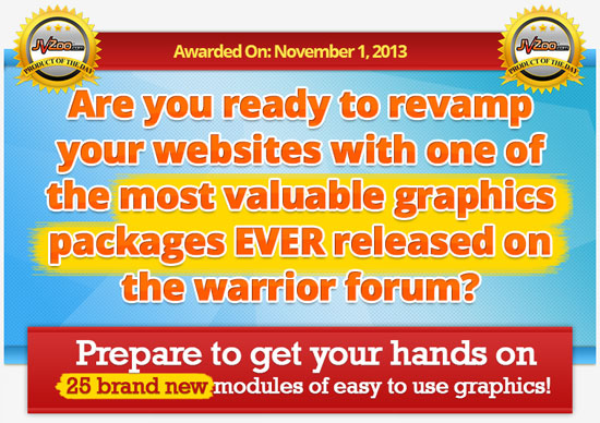 Marketers Graphics Pack