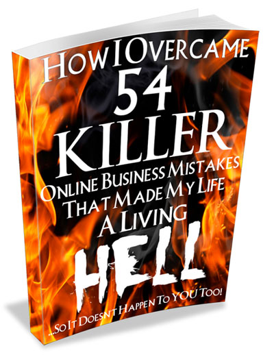 54 Online Business Mistakes