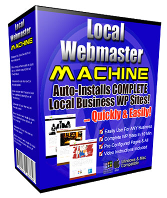 Local Webmaster Machine