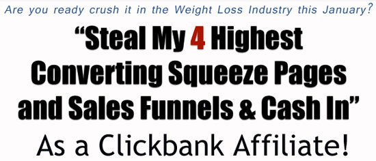 Weight Loss Affiliate Explosion