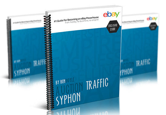 Auction Traffic Siphon