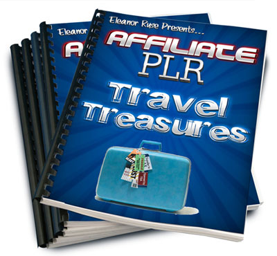 Affiliate PLR Travel Treasures