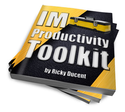 IM Productivity Toolkit