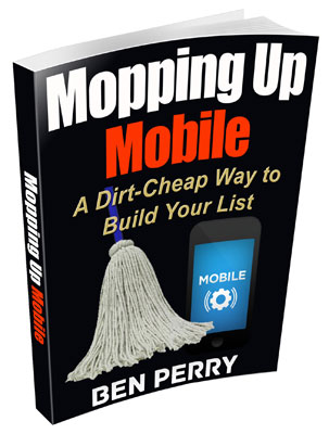 Mopping Up Mobile