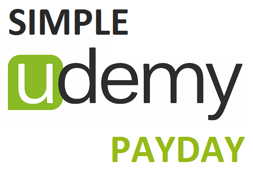 Simple Udemy Payday