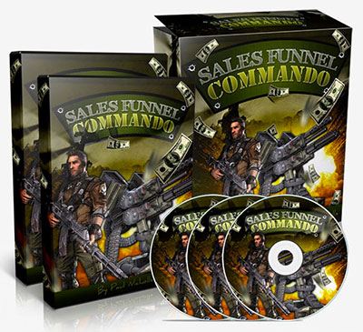 Sales Funnel Commando