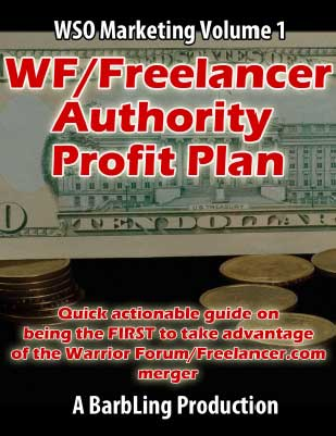 WF Freelancer Authority Profit Plan