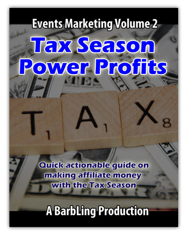 Tax Season Power Profits