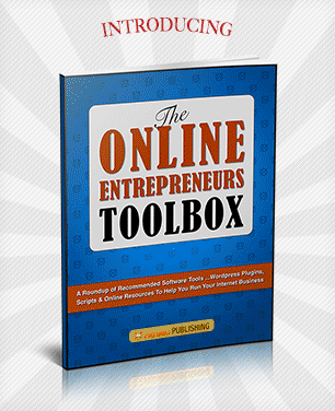 The Online Entrepreneur's Toolbox