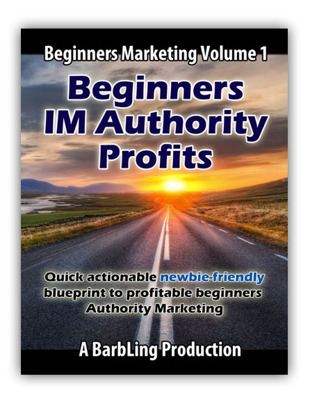 Beginners IM Authority Profits