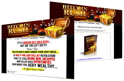 Bitcoin Rush PLR