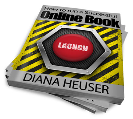 How To Run a Successful Online Book Launch