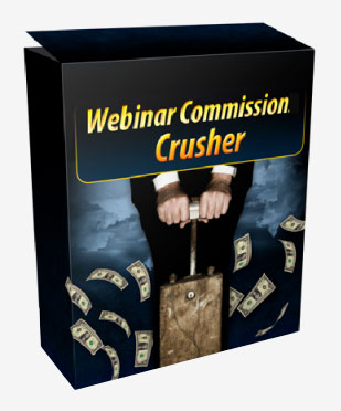 Webinar Commission Crusher