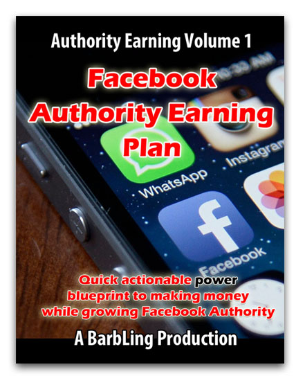 Facebook Authority Earning Plan