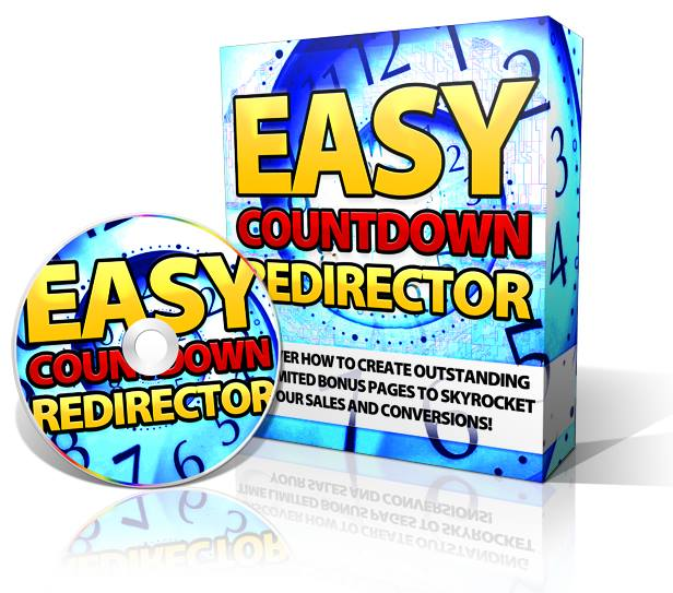 Easy Countdown Redirector JV Page