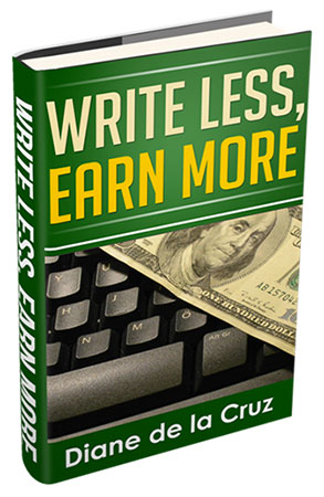 Write Less Earn More