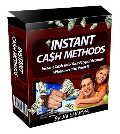 Instant Cash Methods