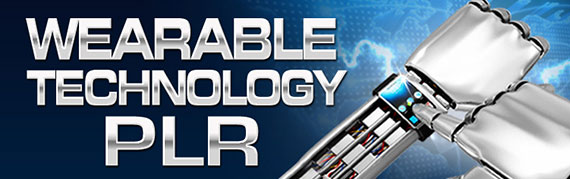 Wearable Technology PLR Bundle