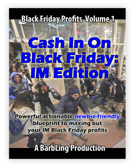 Cash In On Black Friday